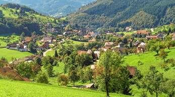 Seebachs große Naturflächen nehmen bei Starkregen viel Wasser auf, ebenso die naturnahen Bachläufe. Dabei gibt es kaum irgendwo im Land so viele Unwetter wie in der Mummelseegemeinde.