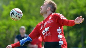 Stefan Konprecht und die Faustballer des FBC Offenburg wollen ihre Erfolgsserie am Wochenende ausbauen.