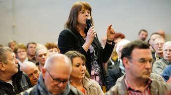 Viele Wortmeldungen gab es am Mittwoch vonseiten der Spätaussiedler in Richtung der Stadtverwaltung.