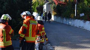 Der zweite Fehlalarm im »Bel Air« rief am Montagnachmittag die Feuerwehr Sasbachwalden herbei (Foto), der dritte folgte gegen 23 Uhr. So könne es nicht weitergehen, sagt Kreisbrandmeister Michael Wegel.