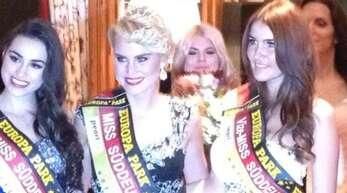 Miss Süddeutschland im Hotel Dollenberg in Bad Peterstal-Griesbach gekürt