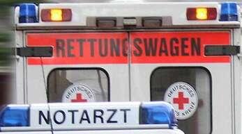 Rentner in Offenburg-Weier aus Bach gerettet