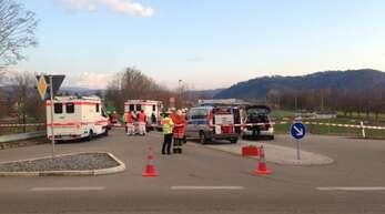 Tragischer Unfall am Nachmittag bei Ortenberg
