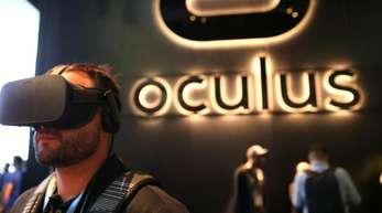 Oculus ist ein Pionier bei der Entwicklung moderner Brillen für die Anzeige virtueller Realität, bei der Nutzer komplett in künstliche Welten eintauchen können.