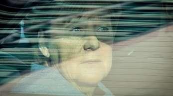 «In diese Sondierungsgespräche gehe ich sehr selbstbewusst mit meinen Freunden aus CDU und CSU», hat Merkel schon mal als Parole ausgegeben.