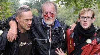 Der «schwarze Donnerstag»:ImSeptember 2010 eskaliert ein Polizeieinsatz gegen die Stuttgart-21-Gegner.