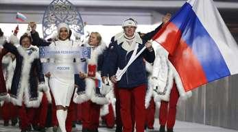 Das IOC hat 13 Sportlern und zwei Trainern aus Russland die Einladung zu den Winterspielen in Pyeongchang verweigert.