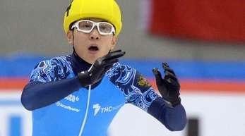 Klagt gegen seinen Olympia-Bann: Der Russe Viktor Ahn.