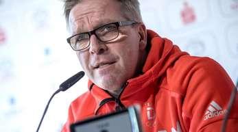 Chef de Mission Dirk Schimmelpfennig geht optimistisch in die Olympischen Winterspiele.