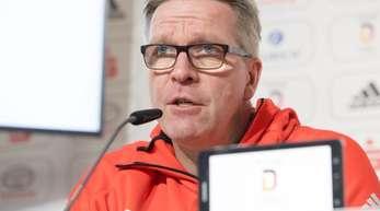 Dirk Schimmelpfennig ist der Chef de Mission des deutschen Teams inh Pyeongchang.