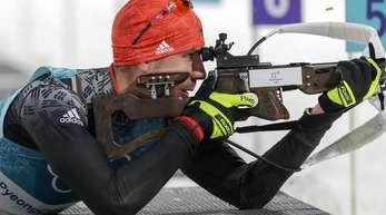 Arnd Peiffer wurde Olympiasieger im Sprint.