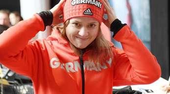 Skirennläuferin Viktoria Rebensburg ist im Riesenslalom eine feste Größe.