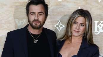 Jennifer Aniston und Justin Theroux wollen Freunde bleiben.