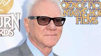 Die Distributionswege mögen sich geändert haben, aber «Schauspielerei ist Schauspielerei», meint Malcolm McDowell.