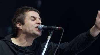 Liam Gallagher 20017 bei Rock im Park.