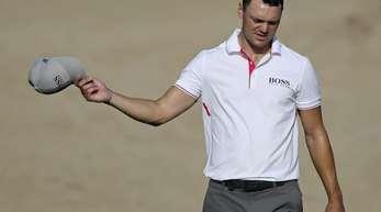 Musste verletzt aufgeben: Golfprofi Martin Kaymer.