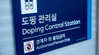 In Pyeongchang steht eine russische Bobpilotin unter Dopingverdacht.