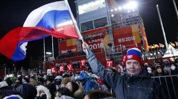 Die Suspendierung Russlands ist aufgehoben worden.