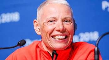 Könnte bei den Paralympics in Pyeongchang die deutsche Fahne tragen: Andrea Eskau.