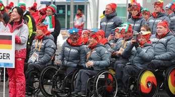 Die deutschen Behindertensportler wollen die Bekanntheit der Paralympics in Pyeongchang weiter steigern.