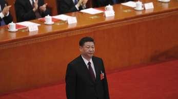 Unter Xi Jinping beginnt eine «neue Ära» für China. Kein Führer seit Staatsgründer Mao Tsetung hatte soviel Macht in den Händen wie der heutige Präsident.