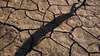 Ausgedörrtes Land. Die Folgen des Klimawandels könnten einem Bericht der Weltbank zufolge Millionen Menschen innerhalb ihrer Heimatländer zur Flucht zwingen.