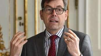 Hartmut Dorgerloh soll neuer Intendant des Humboldt-Forums werden.