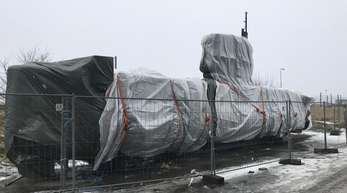 Das U-Boot «UC3 Nautilus» des dänischen Erfinders Peter Madsen.