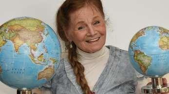 Ingrid Fröhlich hat nach ihrer Schauspiel-Karriere ihr Glück mit Globen gemacht.
