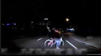 Das von der Polizei Tempe herausgegebene Standbild zeigt den Moment kurz vor dem Unfall.