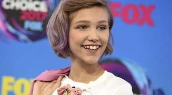 Grace VanderWaal ist 14 Jahre alt.