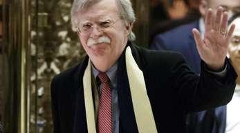 Der frühere US-Botschafter bei den Vereinten Nationen, John Bolton.