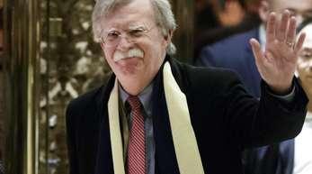 John Bolton hat sich erst kürzlich für einen Präventivschlag der USA gegen Nordkorea ausgesprochen - nicht zum ersten Mal.
