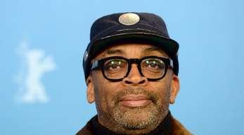 Regisseur Spike Lee stellt in Cannes seinen neuen Film «BlacKkKlansman» vor.