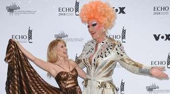 Die «Minogues»:Kylie und Olivia.