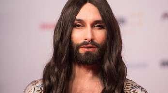 Conchita Wurst (Thomas Neuwirth) hat öffentlich gemacht, mit HIV infiziert zu sein.