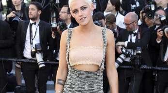 Schauspielerin Kristen Stewart 2017 beim Filmfestival in Cannes.