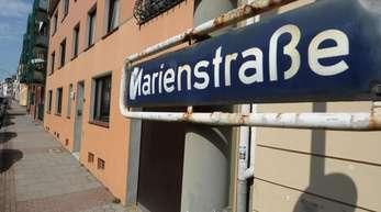 Als Zentrale der Hamburger Zelle galt eine Wohnung in der Marienstraße 54 in Hamburg-Harburg.