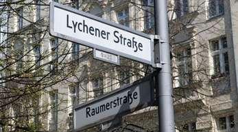 An dieser Straßenecke waren zwei Kippa tragende Männer attackiert worden.