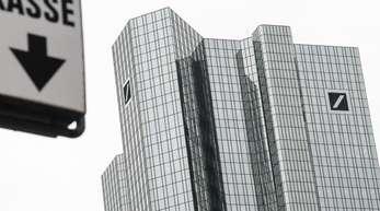Glück gehabt:Der Überweisungsfehler der Deutschen Bank fiel schnell auf und konnte rückgängig gemacht werden.
