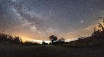 Ihren Namen haben die Sternschnuppen vom Sternbild Lyra.