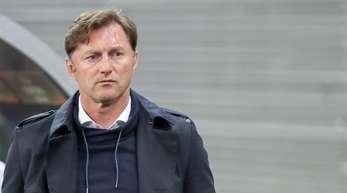 RB-Trainer Ralph Hasenhüttl fordert einen Sieg im Kampf um die Königsklasse.