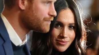 Der Eklat um Meghans Vater übrerschattet die royale Hochzeit.