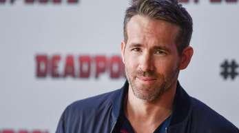 Ryan Reynolds hat einen feinen Humor.
