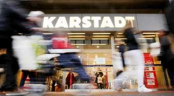Das Essener Traditionsunternehmen Karstadt hat 79 Warenhäuser in ganz Deutschland.