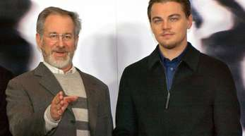 Steven Spielberg und Leonardo DiCaprio machen wieder gemeinsame Sache.