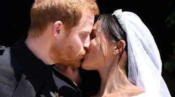 Prinz Harry und seine Meghan haben Ja gesagt - und die Welt sah zu.