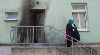 Auf die Fatih Camii Moschee in Dresden war im September 2016 ein Sprengstoffanschlag verübt worden.