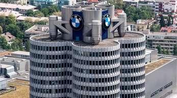 BMW-Konzernzentrale in München: Im weltweiten Vergleich der Autokonzerne konnten die Bayern ihren Titel als profitabelster Konzern verteidigen.
