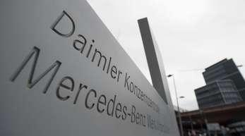 Konzernzentrale der Daimler AG in Stuttgart.